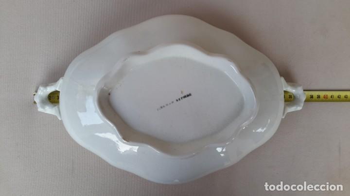 Antigüedades: Lote porcelana Pickman, la Cartuja de Sevilla - Foto 9 - 169299604