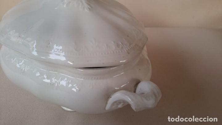 Antigüedades: Lote porcelana Pickman, la Cartuja de Sevilla - Foto 13 - 169299604