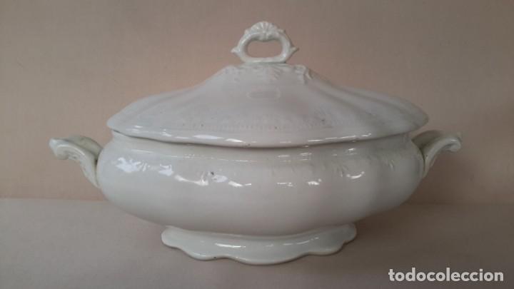 Antigüedades: Lote porcelana Pickman, la Cartuja de Sevilla - Foto 18 - 169299604