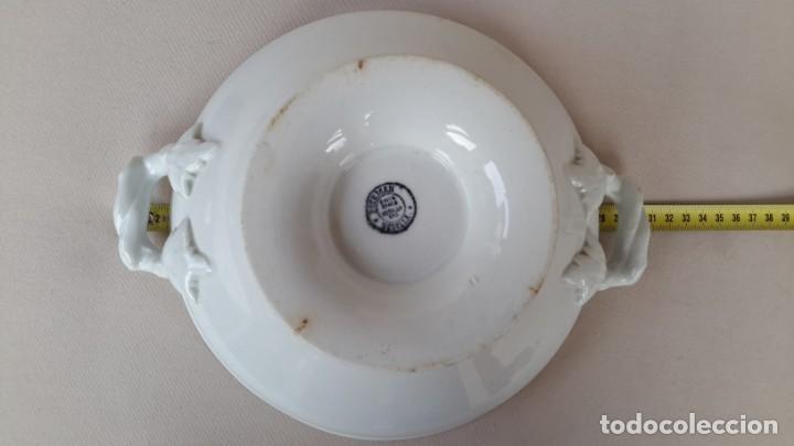 Antigüedades: Lote porcelana Pickman, la Cartuja de Sevilla - Foto 22 - 169299604