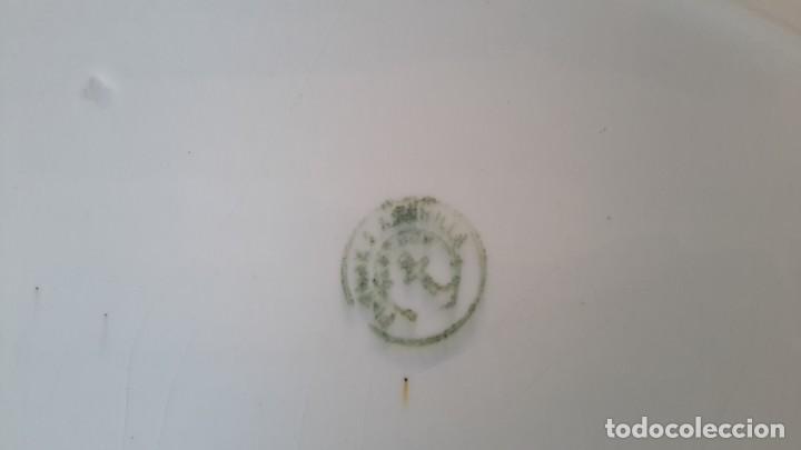 Antigüedades: Lote porcelana Pickman, la Cartuja de Sevilla - Foto 26 - 169299604