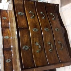 Antigüedades: CÓMODA CATALANA SIGLO XVIII. Lote 169334448