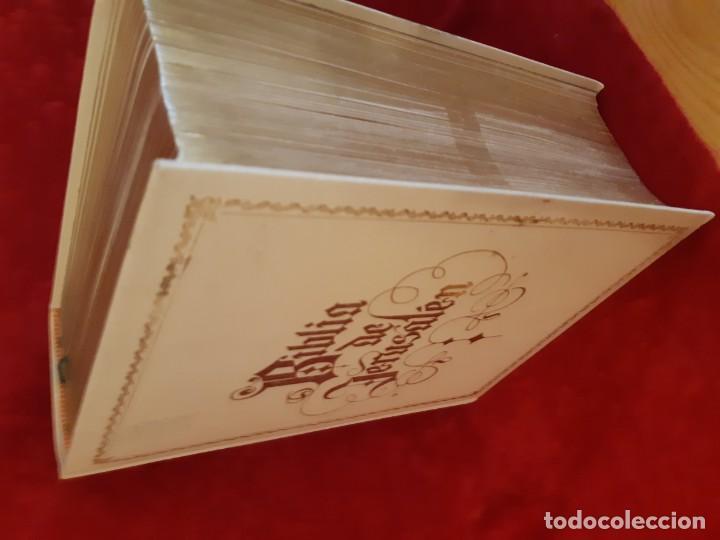 Antigüedades: Preciosa biblia del XX - Foto 5 - 169345860