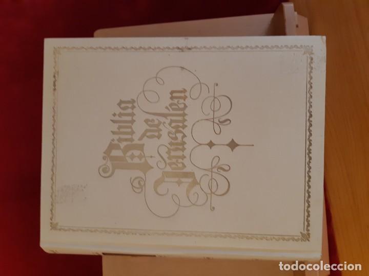 Antigüedades: Preciosa biblia del XX - Foto 9 - 169345860
