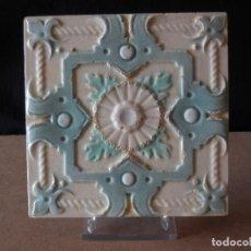 Antigüedades: AZULEJO. C. 1800. ORIGINAL¡¡¡¡. Lote 169439040
