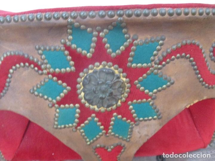 Antigüedades: Preciosa Silla de Montar - de Señora, Novia - S. XVIII - Perfecta - Pieza de colección, Museo - Foto 11 - 169445740
