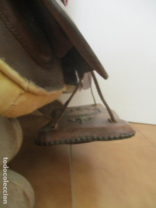 Antigüedades: Preciosa Silla de Montar - de Señora, Novia - S. XVIII - Perfecta - Pieza de colección, Museo - Foto 16 - 169445740
