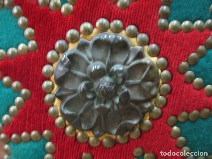 Antigüedades: Preciosa Silla de Montar - de Señora, Novia - S. XVIII - Perfecta - Pieza de colección, Museo - Foto 21 - 169445740