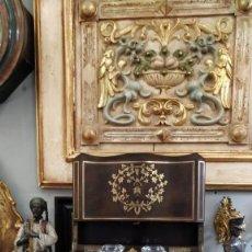 Antigüedades: CAJA LICORERA CIRCA1850. Lote 169561916