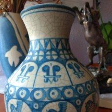 Antigüedades: CERÁMICA DE BENLLOCH SERIE A ( ANTIGUA ) MÁS EN MÍ PERFIL. Lote 169576684