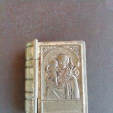 Antigüedades: ANTIGUO RELICARIO MADE IN CHECOSLOVAR. Lote 169582772
