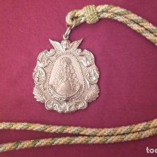 Antigüedades: MEDALLA HERMANDAD ROCIO DE GINES.SEVILLA.. Lote 169594956