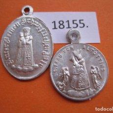 Antigüedades: MEDALLAS RELIGIOSAS LOTE 2. Lote 169615052