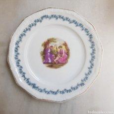 Antigüedades: PLATO ART DECO ROSENTHAL SELB BAVARIA CERES. Lote 169667001