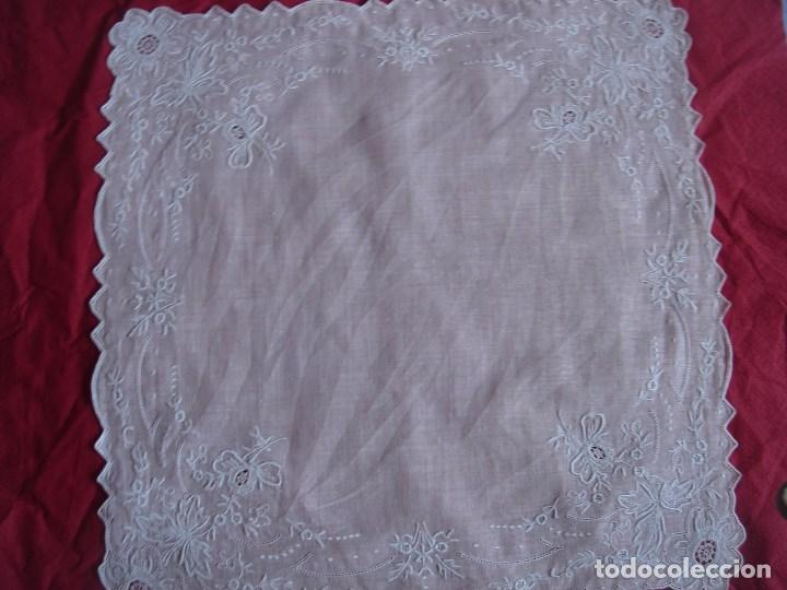 Antigüedades: pañuelo de arras - Foto 2 - 169674884