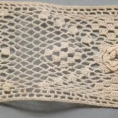 Antigüedades: ANTIGUO ENCAJE DE IRLANDA S. XIX. Lote 169743272
