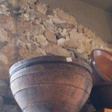 Antigüedades: ANTIGUO BARREÑO DE CERÁMICA GUNDIVÓS - LUGO. Lote 169745280