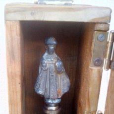 Antigüedades: CAPILLA SAN FERMIN.. Lote 169756861