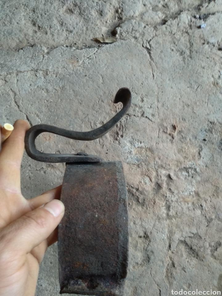 Antigüedades: Arrimador fuego trébede - Foto 3 - 169792418