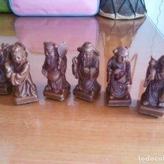 Antigüedades: ANTIGUOS SABIOS CHINOS. Lote 169800112