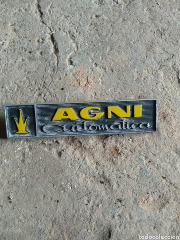 AGNI AUTOMATICA (Antigüedades - Varios)