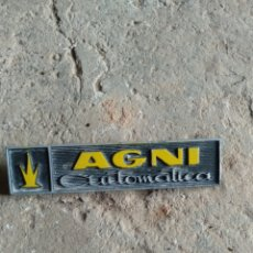 Antigüedades: AGNI AUTOMATICA. Lote 169803765