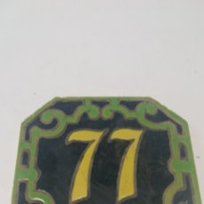 Antigüedades: BALDOSA 77 SEVILLA. Lote 169819073