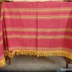 Antigüedades: FRENTE DE ALTAR CONFECCIONADO EN SEDA. SIGLOS XVIII-XIX. MEDIDAS DE 195 X 74 CM.. Lote 169834492