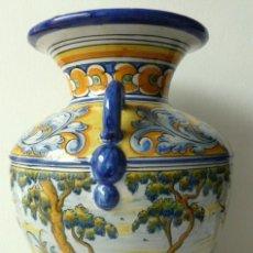 Antigüedades: ANTIGUA CERÁMICA DE TALAVERA NIVEIRO. Lote 169870312
