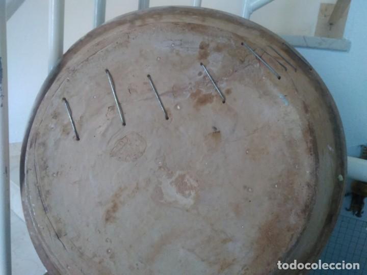 Antigüedades: Lebrillo de cerámica de Fajalauza. 65 cm de diámetro - Foto 5 - 169925280
