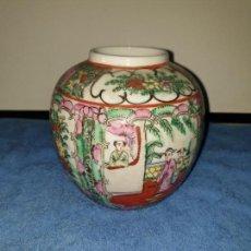 Antigüedades: JARRON CHINO. Lote 169926204