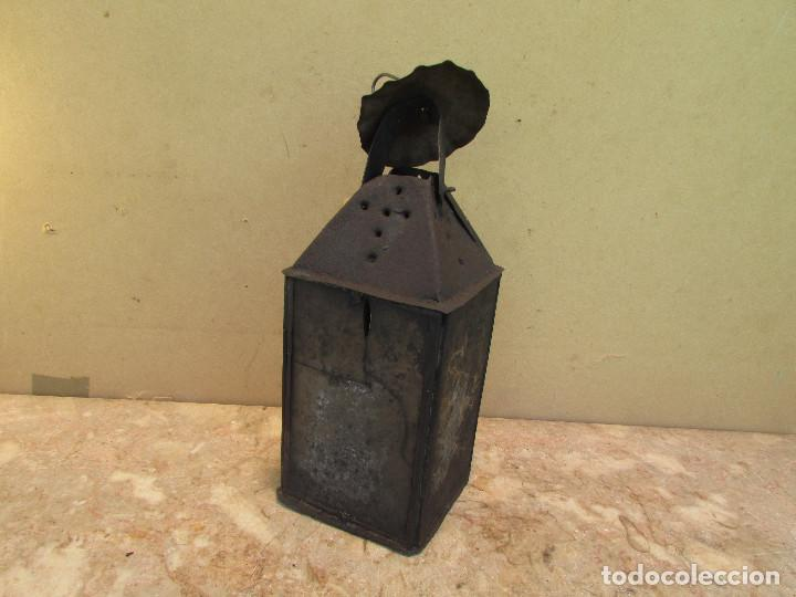 velaAntiguaAcristalada Lámpara de y o mano farol para mesa UMzSpV