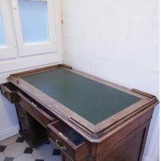 Antigüedades: ESCRITORIO DE MADERA. Lote 170006940