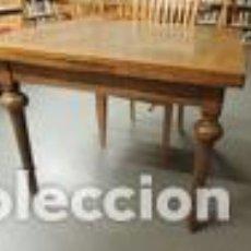 Antigüedades: MESA DE MADERA . Lote 170009060