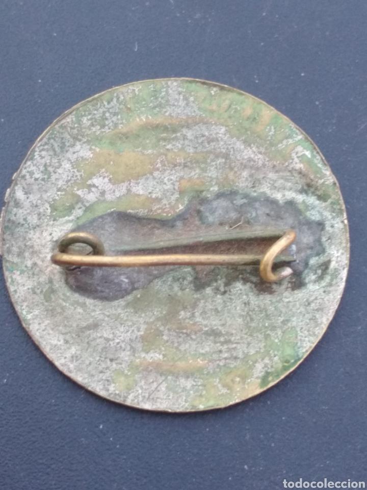 Antigüedades: Medalla Virgen del Pilar - Foto 2 - 170012630