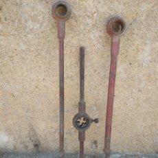 Antigüedades: LOTE DE HERRAMIENTAS ANTIGUAS. Lote 170019593