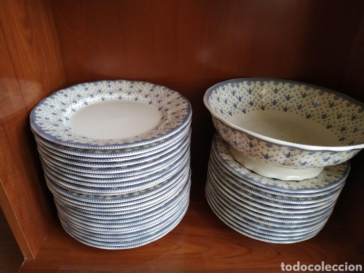 VAJILLA LA CARTUJA (Antigüedades - Porcelanas y Cerámicas - La Cartuja Pickman)