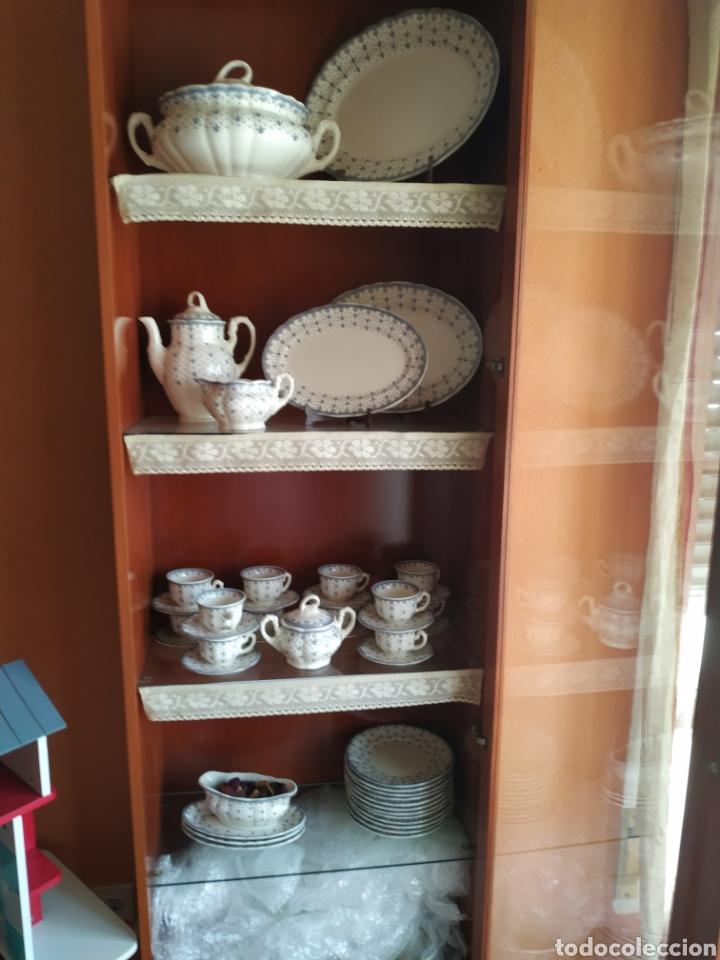 Antigüedades: Vajilla la cartuja - Foto 2 - 170039570