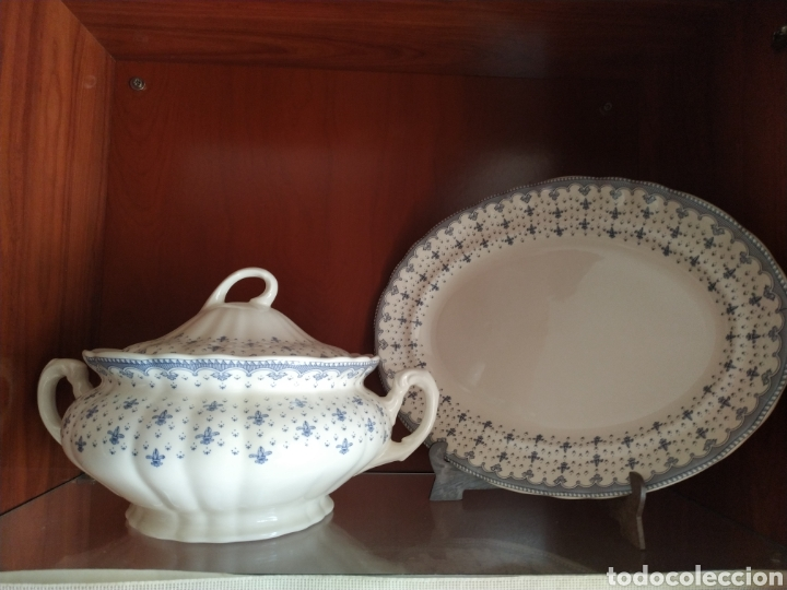 Antigüedades: Vajilla la cartuja - Foto 4 - 170039570