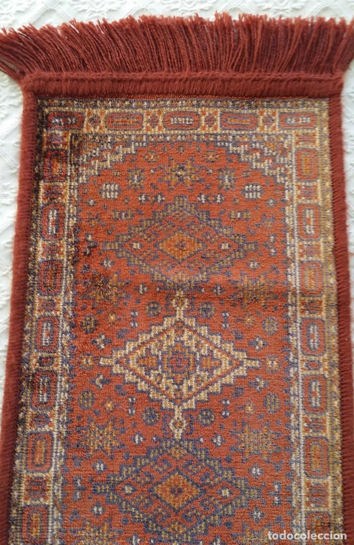 Antigüedades: Pareja alfombras miniatura - Foto 5 - 170048653
