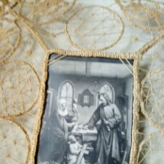 Antigüedades: SAGRADA FAMILIA FILIGRANA. Lote 170069405