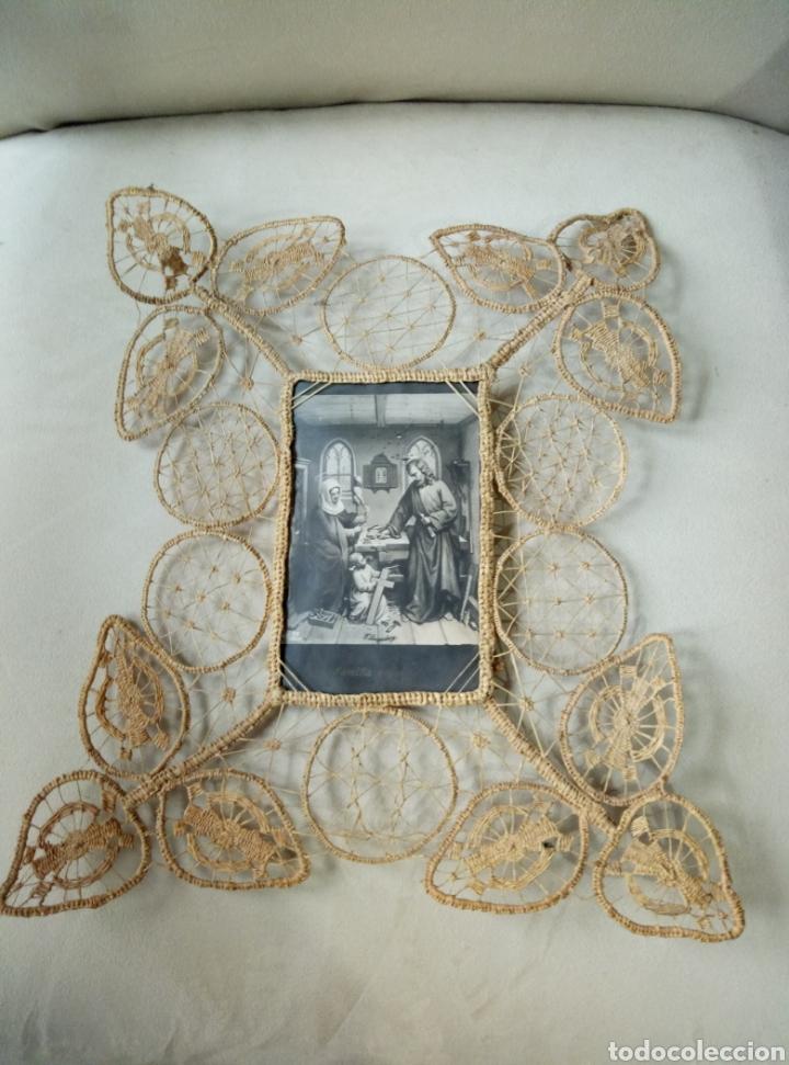 Antigüedades: Sagrada familia Filigrana - Foto 2 - 170069405