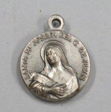 Antigüedades: RELIQUIA SANTA Mª JOSEFA DEL CORAZON DE JESUS. EX-INDUMENTIS. Lote 170123096