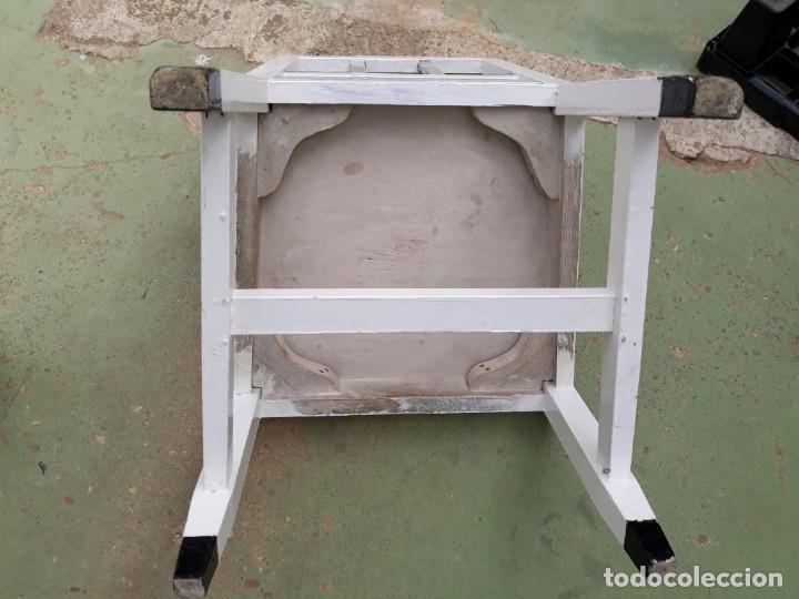 Antigüedades: silla de madera - Foto 3 - 170164376