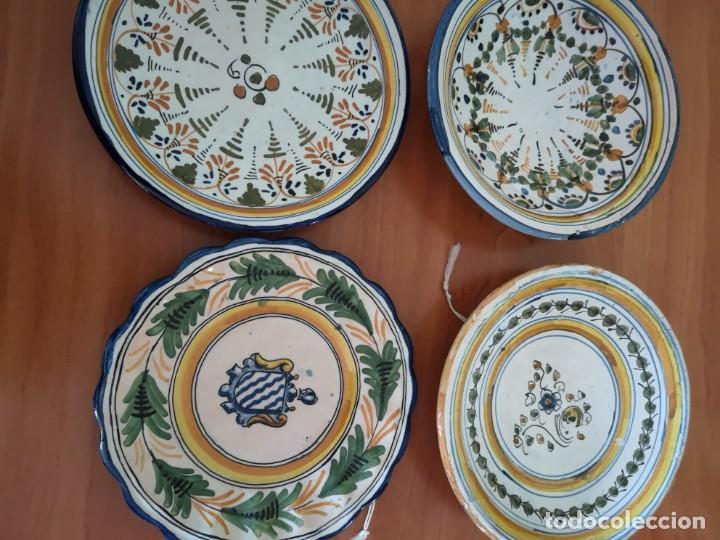 CERAMICA TALAVERA (Antigüedades - Porcelanas y Cerámicas - Talavera)