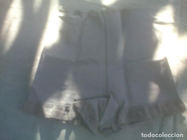 Antigüedades: ANTIGUA FAJA BRAGA SIN / USO - Foto 4 - 170192044