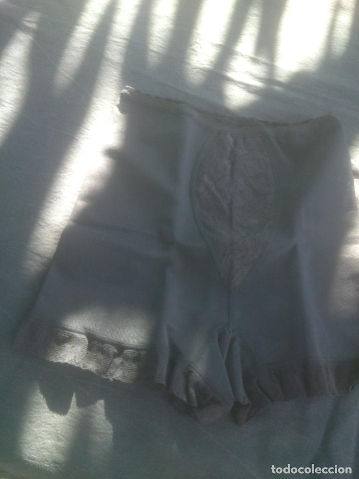 ANTIGUA FAJA BRAGA SIN / USO (Antigüedades - Moda y Complementos - Mujer)