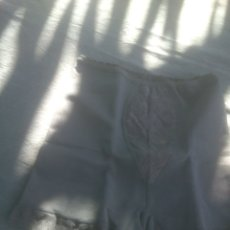 Antigüedades: ANTIGUA FAJA BRAGA SIN / USO. Lote 170192044
