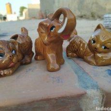 Antigüedades: 5 FIGURAS ANIMALES. Lote 170215121