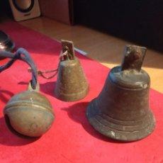 Antigüedades: SIGLO XIX BRONCE. Lote 170231648